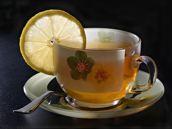 Health benefits of Lemon green tea