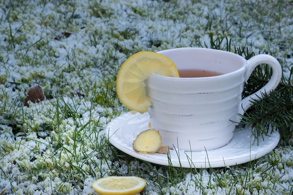 Know more about caffeine free Ginger Tea!
